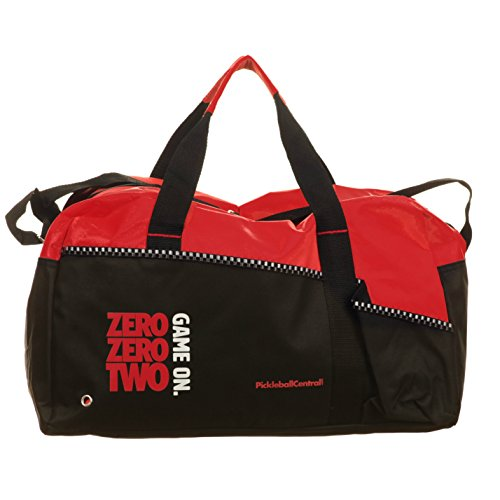 Game On Pickleball Duffle Bag (Red)