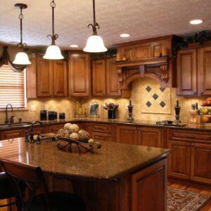 Interior Kitchen Lights