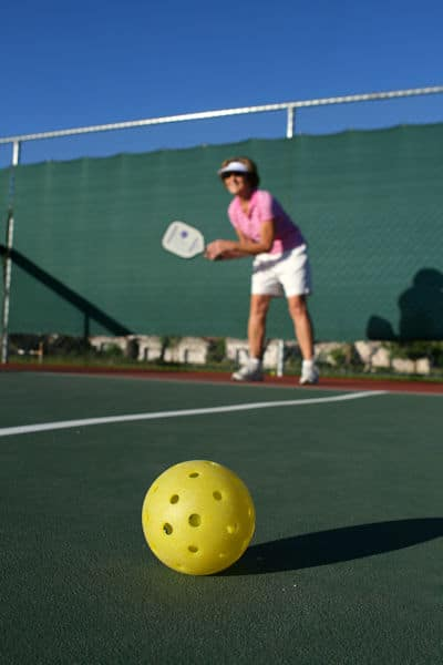pickleball rules