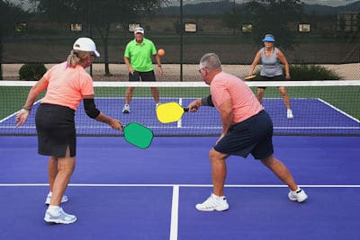 pickleball popularity