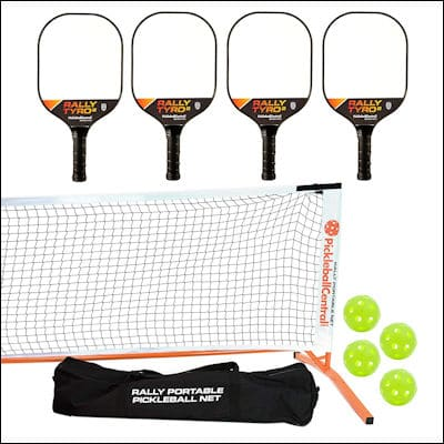 Rally Tyro 2 pickleball set review