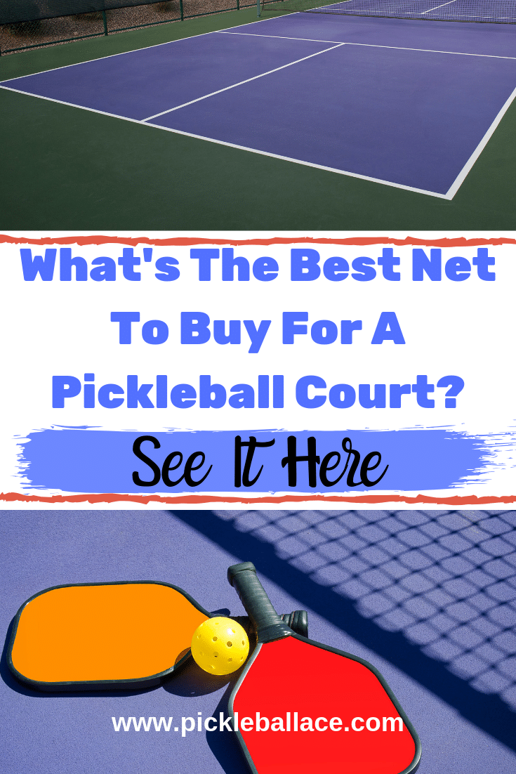 The Best Pickleball Nets - 2019 Reviews | Pickleball Ace