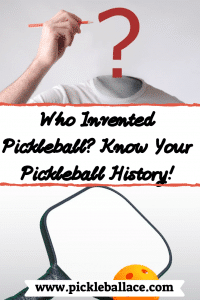 who invented pickleball?