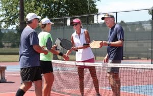 when was pickleball invented