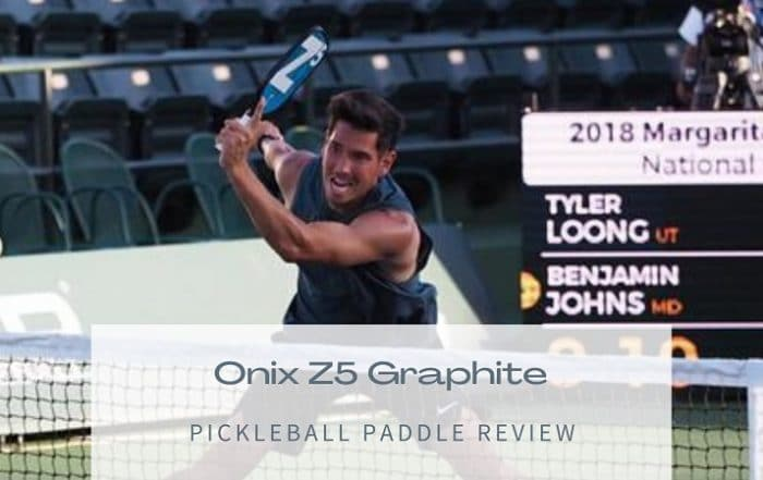 z5 pickleball paddle review